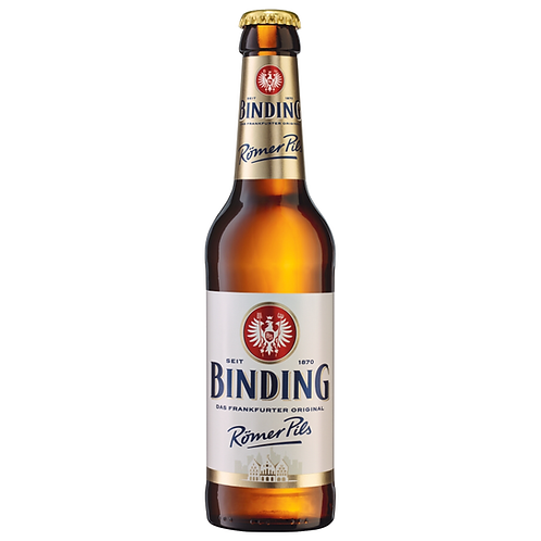 Binding Römer Pils 24 x 0,33 Liter (Glas)