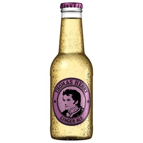 Thomas Henry Ginger Ale 24 x 0,2 Liter (Glas)