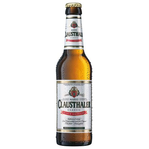 Clausthaler Original 20 x 0,5 Liter (Glas)