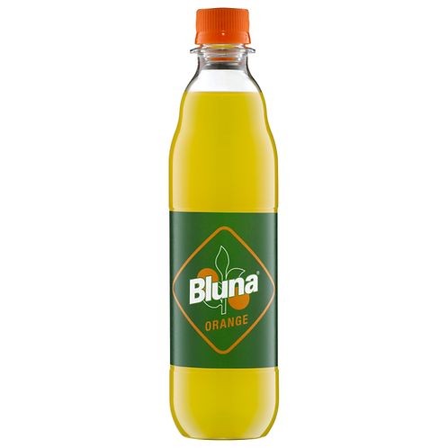 Bluna Orange 12 x 0,5 Liter (PET)