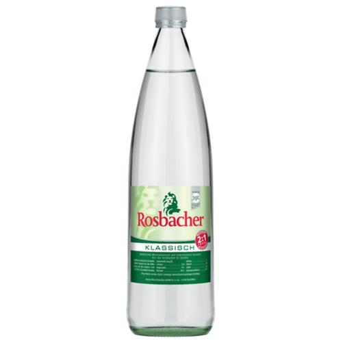Rosbacher Naturel 6 x 1 Liter (Glas)