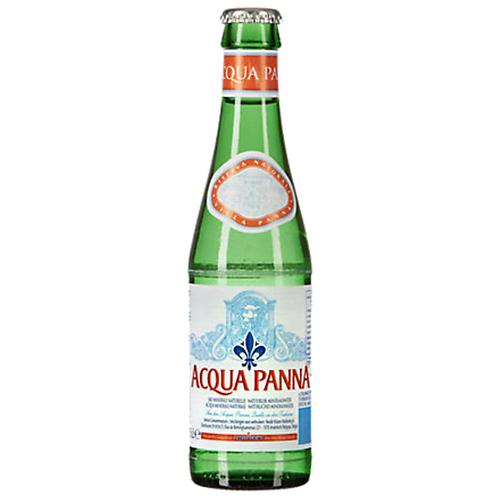 San Pellegrino Acqua Panna Mineralwasser still  24 x 0,25 Liter (Glas)