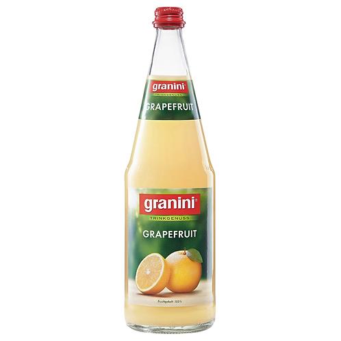 Granini Trinkgenuss Grapefruit 6 x 1 Liter (Glas)
