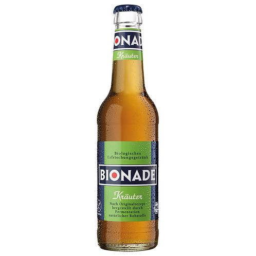 Bionade Kräuter 24 x 0,33 Liter (Glas)