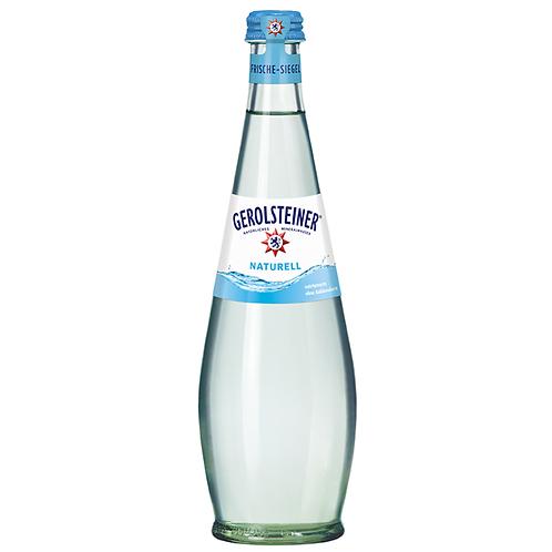 Gerolsteiner Gourmet Naturell 12 x 0,75 Liter (Glas)