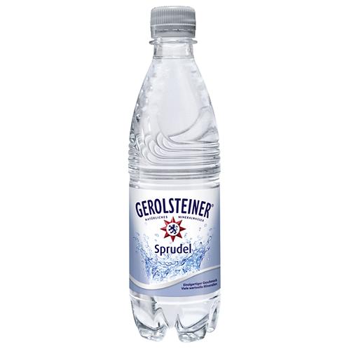 Gerolsteiner Sprudel 12 x 0,5 Liter (PET)