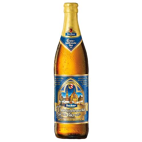 Tucher Christkindlesmarkt Bier 20 x 0,5 Liter (Glas)