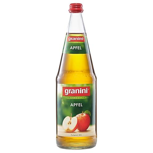 Granini Trinkgenuss Apfel 6 x 1 Liter (Glas)