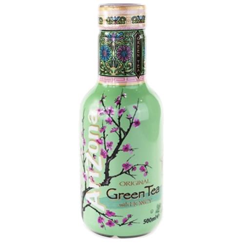 AriZona Green Tea with Honey 6 x 0,5 l (PET) EW