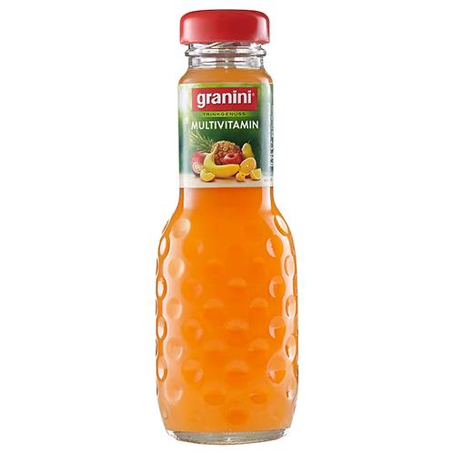 Granini Trinkgenuss Multi 24 x 0,2 Liter (Glas)