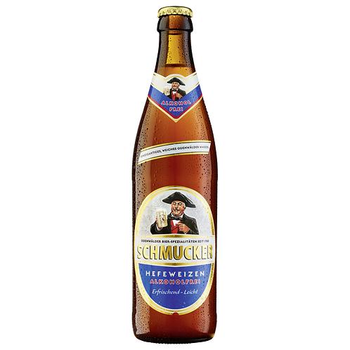 Schmucker Alkoholfrei 24 x 0,33 Liter (Glas)