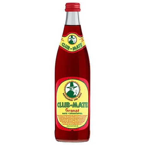 Club Mate Granatapfel 20 x 0,5 Liter (Glas)