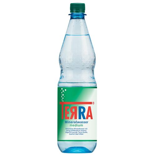 Terra Mineralwasser Medeium 12 x 1 Liter (PET)
