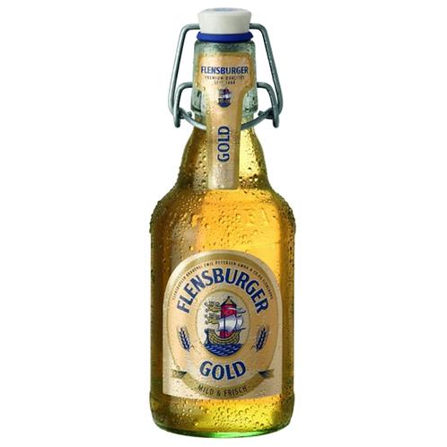 Flensburger Gold Bügelflasche 20 x 0,33 Liter (Glas)