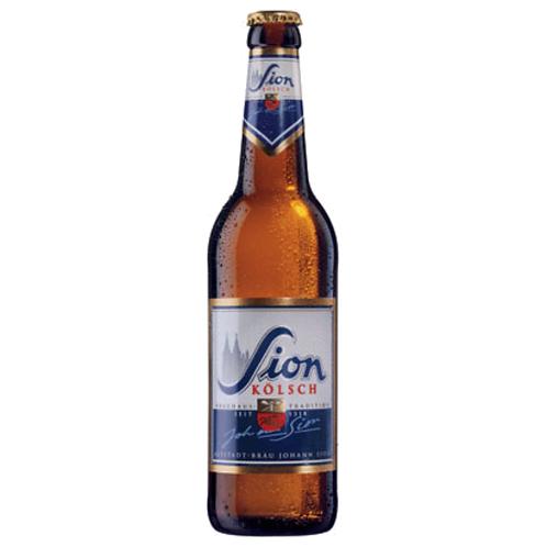 Sion Kölsch 24 x 0,25 Liter (Glas)