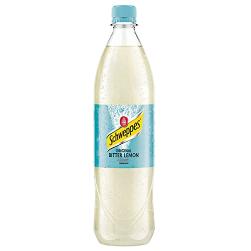 Schweppes Original Bitter Lemon 6 x 1 Liter (PET)