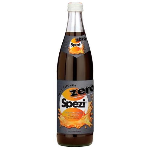 Original Spezi-Zero 20 x 0,5 Liter (Glas)