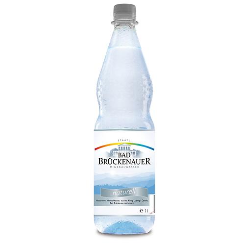 Bad Brückenauer Naturell 12 x 1 Liter (PET)