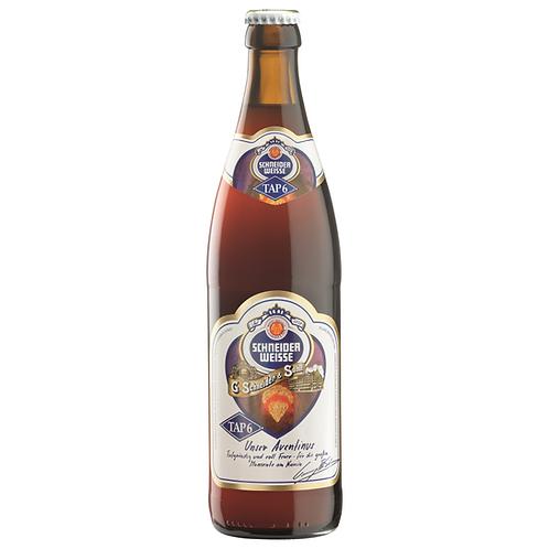 """Schneider TAP6 """"Mein Aventinus"""" 20 x 0,5 Liter (Glas)"""