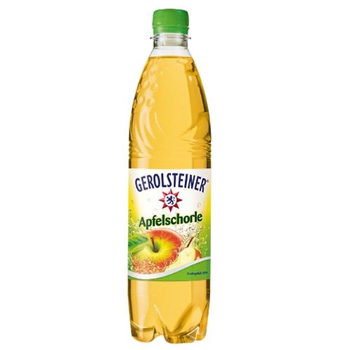 Gerolsteiner Apfelschorle 12 x 0,75 Liter (PET)