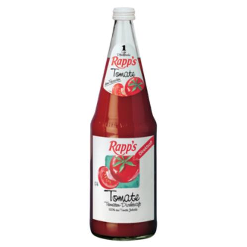 Rapp's Tomate 24 x 0,20 Liter (Glas)