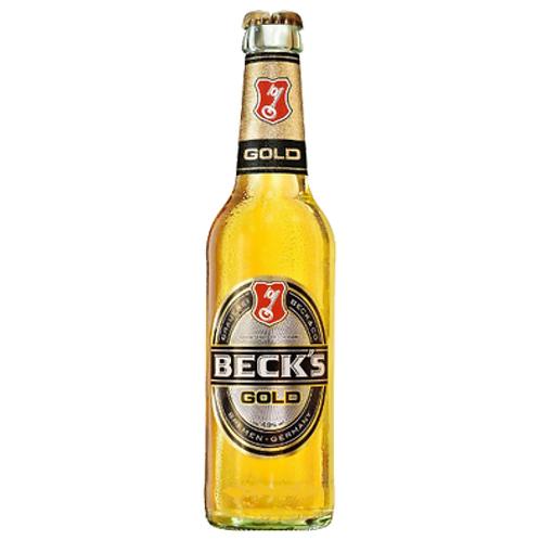 Beck's Gold 20 x 0,5 Liter (Glas)