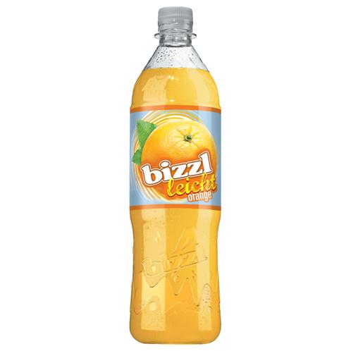 Bizzl Orange kalorienarm 12 x 1 Liter (PET)