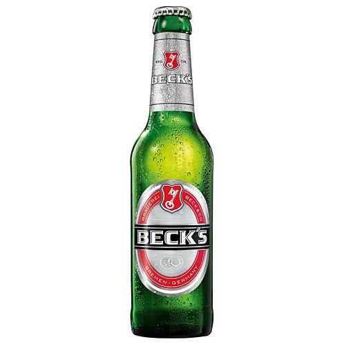 Beck's Pils 24 x 0,33 Liter (Glas)