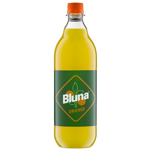 Bluna Orange 9 x 1 Liter (PET)