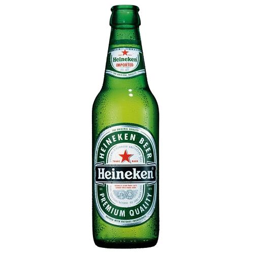 Heineken Beer 24 x 0,33 Liter (Glas)