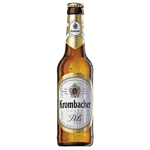 Krombacher Weizen Alkoholfrei 20 x 0,5 Liter (Glas)
