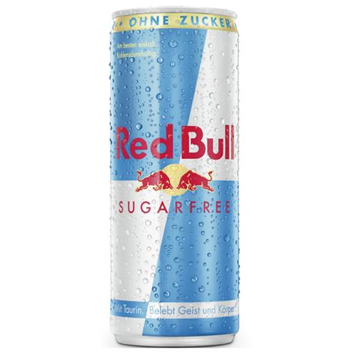 Red Bull Sugarfree 24 x 0,25 Liter (Dose(n))