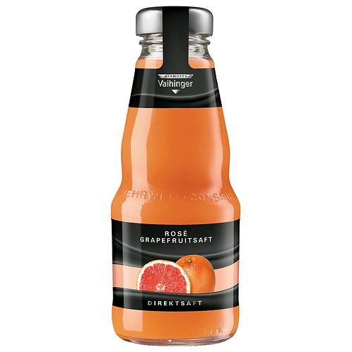 Niehoffs Vaihinger Rosé Grapefruitsaft 24 x 0,2 Liter (Glas)