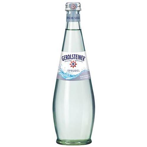 Gerolsteiner Gourmet Sprudel 24 x 0,25 Liter (Glas)