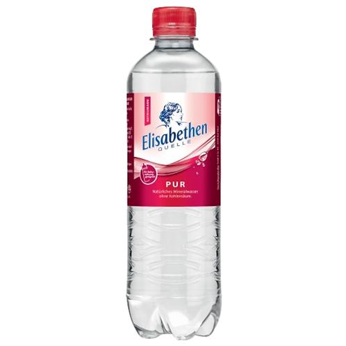 Elisabethen Quelle Pur 11 x 0,5 Liter (PET)