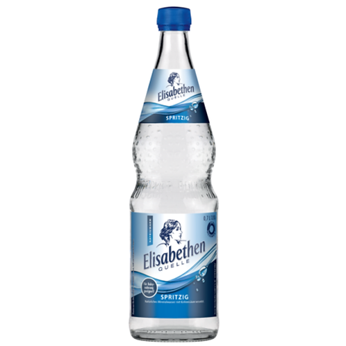 Elisabethen Quelle Spritzig 12 x 0,7 Liter (Glas)