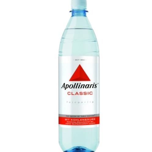 Apollinaris Classic 10 x 1 Liter (PET)