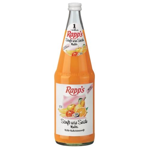 Rapp's Sanft wie Seide Multi 6 x 1 Liter (Glas)