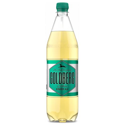 Goldberg & Sons Ginger Ale 12 x 1 Liter (PET)