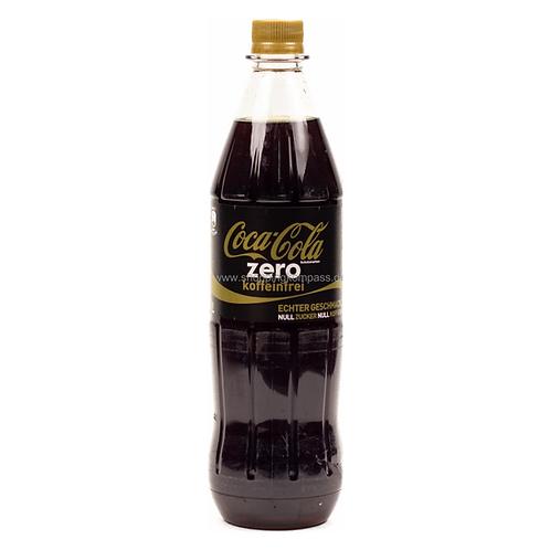 Coca Cola light koffeinfrei 12 x 1 Liter (PET)