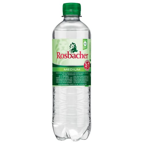 Rosbacher Medium 11 x 0,5 Liter (PET)