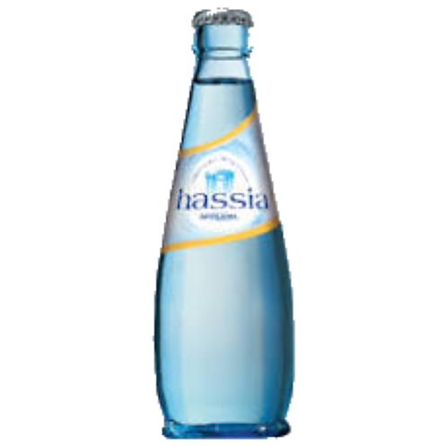 Hassia Sprudel 20 x 0,25 Liter (Glas)