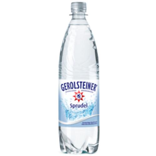 Gerolsteiner Sprudel 6 x 1 Liter (PET)