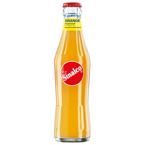 Sinalco Orange 24 x 0,33 Liter (Glas)