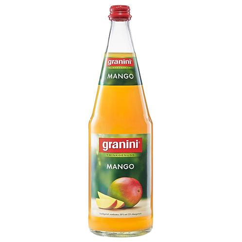 Granini Trinkgenuss Mango 6 x 1 Liter (Glas)