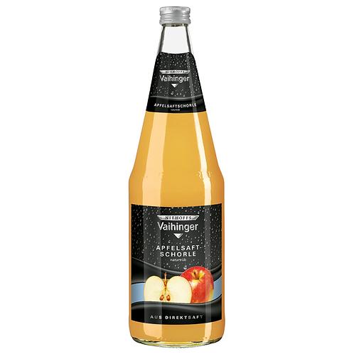 Niehoffs Apfelsaft klar 6 x 1 Liter (Glas)