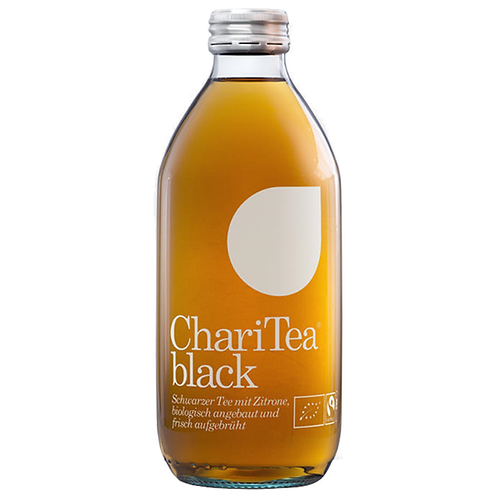 ChariTea Bio Faitrade Mate 20 x 0,33 Liter (Glas)