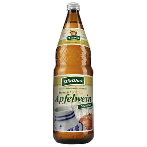 Walther Apfelwein Speierling 6 x 1 Liter (Glas)
