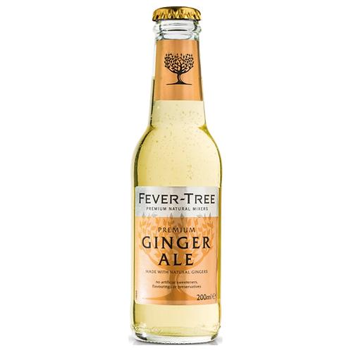 Fever-Tree Ginger AIL 24 x 0,2 Liter (Glas)