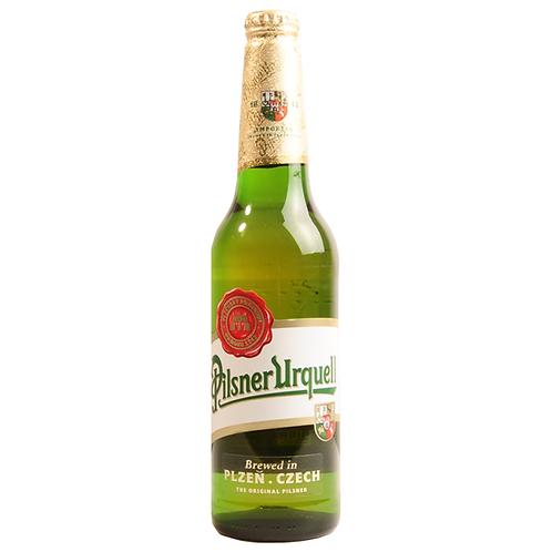 Pilsner Urquell 24 x 0,33 Liter (Glas)